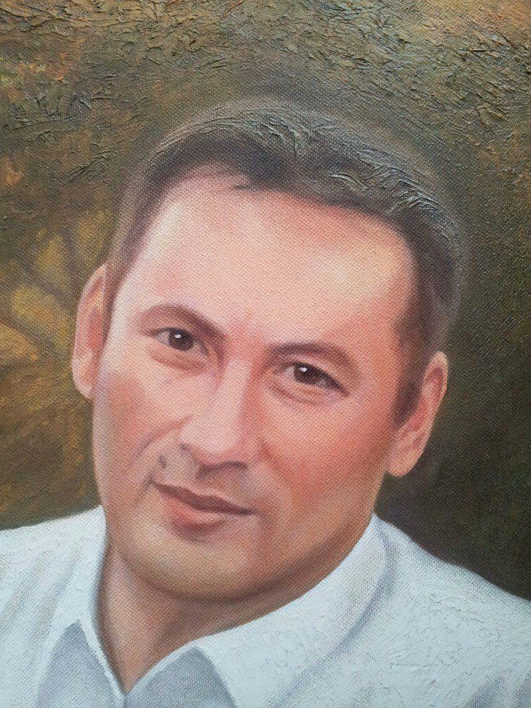 где заказать семейный портрет маслом в Улан-Удэ