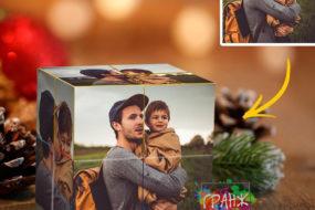 Фотокубик трансформер, купить в подарок Улан Удэ