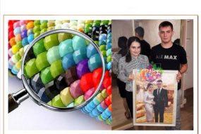 Алмазная мозаика по фото заказать в Улан-удэ