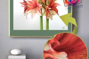 Купить натюрморт с цветами, фруктами — акварелью или маслом?